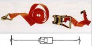Sangle d'arrimage SA3 4m - Devis sur Techni-Contact.com - 1
