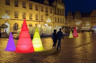 Sapin design lumineux - Devis sur Techni-Contact.com - 3