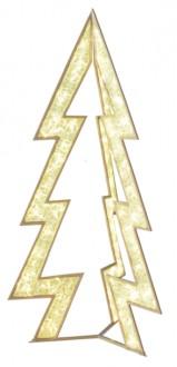 Sapin lumineux LED doré - Devis sur Techni-Contact.com - 1