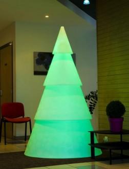 Sapin lumineux en polyéthylène - Devis sur Techni-Contact.com - 6
