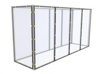 SAS de confinement - Devis sur Techni-Contact.com - 1