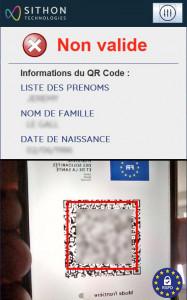 Scanner de pass sanitaire  - Devis sur Techni-Contact.com - 5