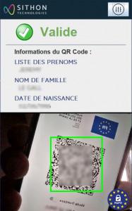 Scanner de pass sanitaire  - Devis sur Techni-Contact.com - 6