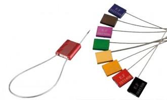 Scellé câble avec câble galvanisé - Devis sur Techni-Contact.com - 1