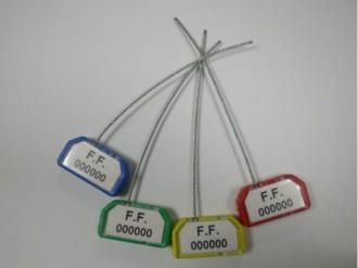 Scellé câble porte clefs - Devis sur Techni-Contact.com - 2