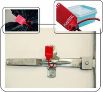 Scellé de haute sécurité pour stockage - Devis sur Techni-Contact.com - 2