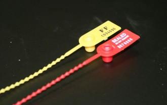 Scellé en plastique PUS - Devis sur Techni-Contact.com - 1