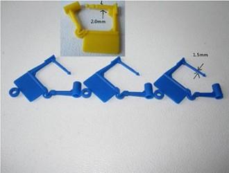 Scellé plastique cadenas - Devis sur Techni-Contact.com - 1