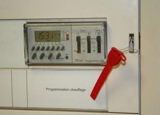 Scellé plastique pour armoires électriques - Devis sur Techni-Contact.com - 2