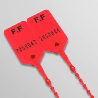 Scellé plastique tige crantée - Devis sur Techni-Contact.com - 1