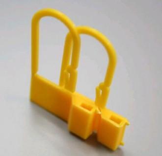 Scellés plastique type cadenas - Devis sur Techni-Contact.com - 1