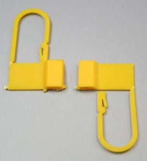 Scellés plastique type cadenas - Devis sur Techni-Contact.com - 2