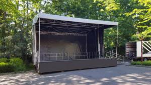 Scène mobile 60m²  - Devis sur Techni-Contact.com - 1