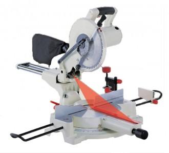 Scie à balancier radiale 230V/1.5CV - Devis sur Techni-Contact.com - 1