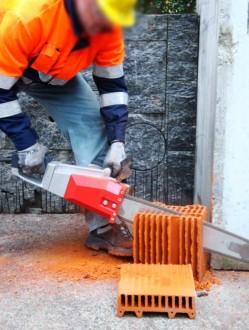 Scie à chaîne carbure à béton - Devis sur Techni-Contact.com - 2