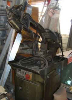 Scie à ruban à metaux pivotantes Thomas SA 105 - Devis sur Techni-Contact.com - 1