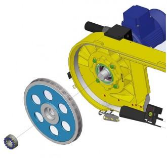 Scie à ruban manuelle 240 mm G - Devis sur Techni-Contact.com - 4