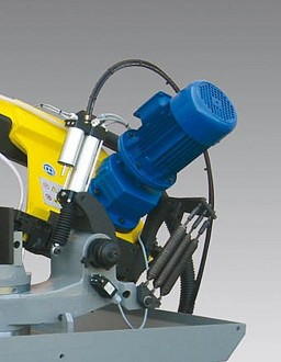 Scie à ruban manuelle 260 mm G - Devis sur Techni-Contact.com - 2