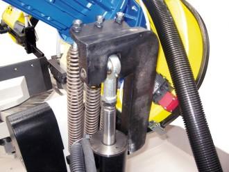Scie à ruban semi automatique 305 mm DG - Devis sur Techni-Contact.com - 2