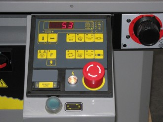 Scie à ruban semi automatique 305 mm DG - Devis sur Techni-Contact.com - 3