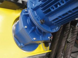 Scie à ruban semi automatique 305 mm DG - Devis sur Techni-Contact.com - 4