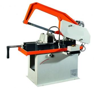 Scie alternative semi automatique capacité coupe 250 mm - Devis sur Techni-Contact.com - 1