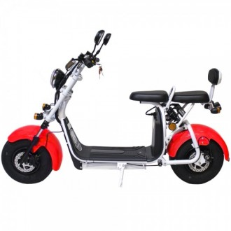 Scooter à double selle EEC - Devis sur Techni-Contact.com - 1
