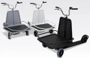 Scooter avec plateforme  - Devis sur Techni-Contact.com - 1
