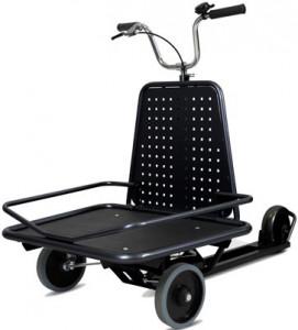 Scooter avec plateforme  - Devis sur Techni-Contact.com - 2