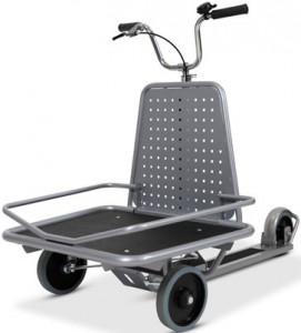 Scooter avec plateforme  - Devis sur Techni-Contact.com - 4