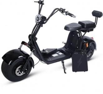 Scooter électrique 1500W EEC - Devis sur Techni-Contact.com - 1