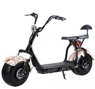 Scooter électrique 2 roues - Devis sur Techni-Contact.com - 1