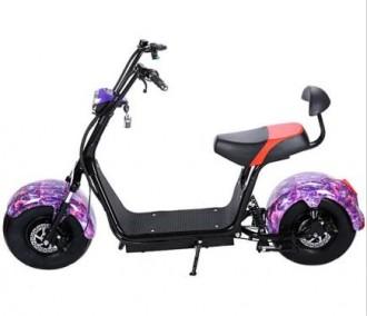 Scooter électrique 2 roues tout terrain - Devis sur Techni-Contact.com - 1