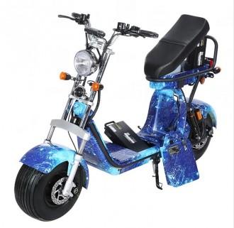 Scooter électrique 200 kg - Devis sur Techni-Contact.com - 1