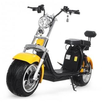 Scooter électrique 200 kg de charge - Devis sur Techni-Contact.com - 1