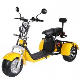 Scooter électrique 2000W - Devis sur Techni-Contact.com - 1
