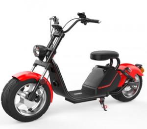 Scooter électrique à batterie amovible - Devis sur Techni-Contact.com - 1