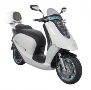 Scooter électrique batterie haute autonomie - Devis sur Techni-Contact.com - 1