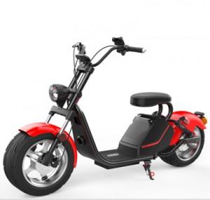 Scooter électrique deux roues 3000 W - Devis sur Techni-Contact.com - 1