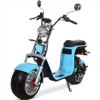 Scooter électrique EEC - Devis sur Techni-Contact.com - 1