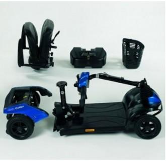 Scooter électrique pliant - Devis sur Techni-Contact.com - 2