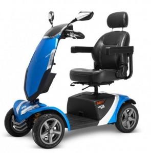 Scooter électrique PMR 4 roues - Devis sur Techni-Contact.com - 1