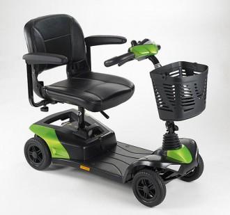 Scooter électrique PMR - Devis sur Techni-Contact.com - 1