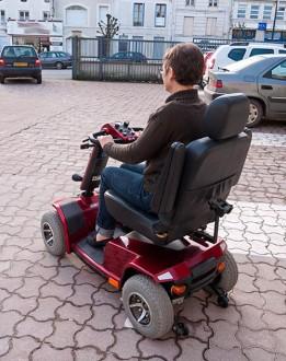 Scooter électrique PMR - Devis sur Techni-Contact.com - 2