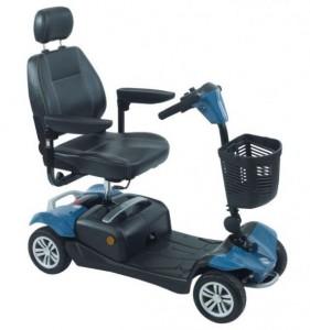 Scooter électrique PMR démontable - Devis sur Techni-Contact.com - 1
