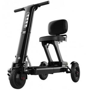 Scooter électrique PMR pliable 3 roues - Devis sur Techni-Contact.com - 1