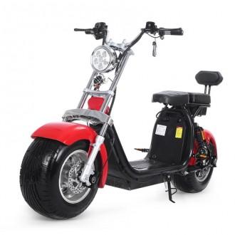 Scooter électrique tout terrain 45 Km/H - Devis sur Techni-Contact.com - 1