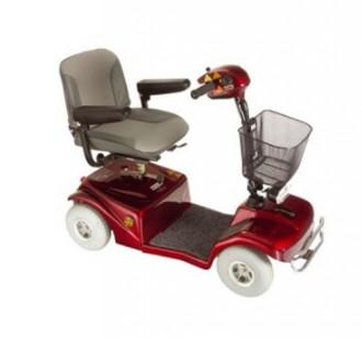 Scooter routier PMR - Devis sur Techni-Contact.com - 1