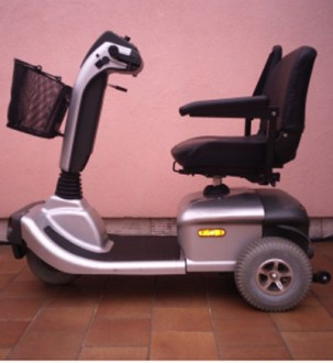 Scooter routier pmr d'occasion - Devis sur Techni-Contact.com - 1