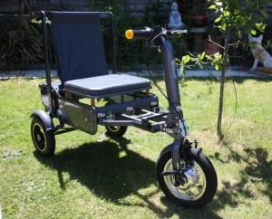 Scooters et fauteuils roulants électriques - Devis sur Techni-Contact.com - 1